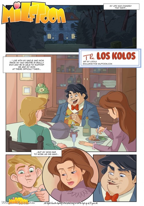 Milftoon -Los Kolos