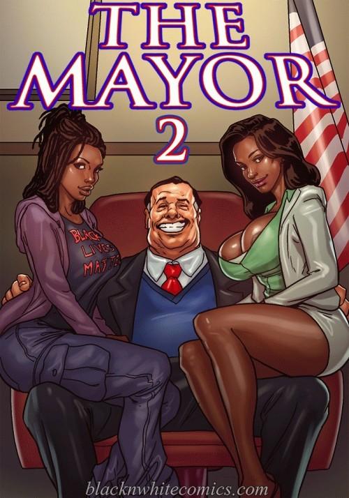 BlacknWhite -The Mayor 2