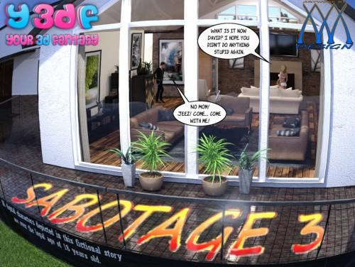 Y3DF – Sabotage 3